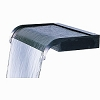 Stowasis Sheer Cascade Stainless Steel Waterfall Weir