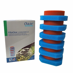 Oase Filtoclear 4000 Filter Foam Set - 2nd Generation