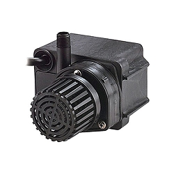 Little Giant PE-2.5F-PW Pump w/15' Cord - 475 GPH