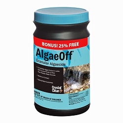 Crystal Clear Algae-Off - 2.5 lbs.