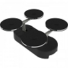 Matala Dual Air Diffuser and Dual Base Kit - 9