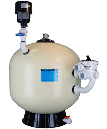 Aquadyne AD30000 Bead Filter with DynaMax Blower