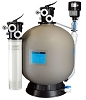 Aquadyne AD16000 Bead Filter with DynaMax Blower