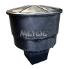 Matala Koi Clear V-105 Vortex Complete Filter - Filter Only