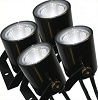 Universal Composite LED 4 Light Kits for NON Kasco Brand Fountains - 11 Watts