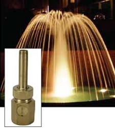 ProEco Comet Female Brass Nozzle 3/4