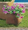Henri Studios Medium Square Planter
