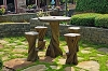 Henri Studios Banyan Hi-Top Table Set