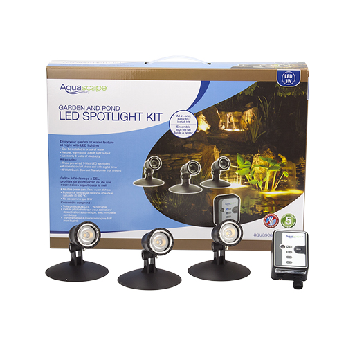 AquaScape Pond and Landscape LED Light Kit