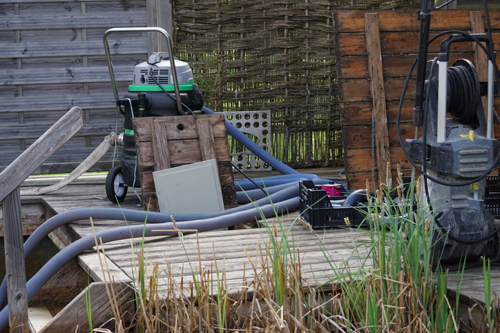 Pond vacuums and their advantages