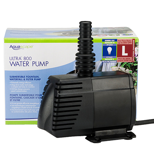 Aquascape Ultra 800 Pump - 793 gph | Submersible