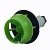 Oase Aquarius Universal 1400 Pump Replacement Impeller Assembly