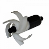 Oase Aquarius Universal 370 Pump Replacement Impeller Assembly