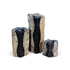 AquaScape Double Textured Basalt Columns - Set of 3