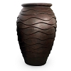 AquaScape Large Scalloped Urn