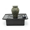 AquaScape Mini Stacked Slate Urn Fountain Kit