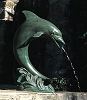 Brass Baron Single Dolphin - Large Verdi
