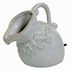 Oase Ceramic White Pouring Pitcher