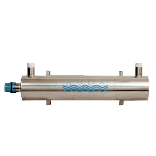 Aqua Stainless Steel Uv Sterilizer 25 Watt 3 4 Quot Uv