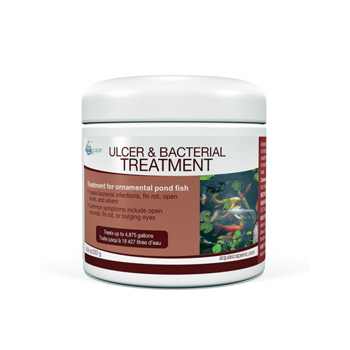 Aquascape Ulcer and Bacterial Treatment - 8 oz.