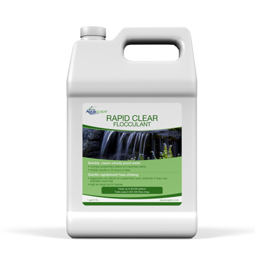 Aquascape Pro Rapid Clear - 1 Gal.