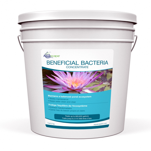 Aquascape Beneficial Bacteria Dry 7 Lbs Pond Supplies