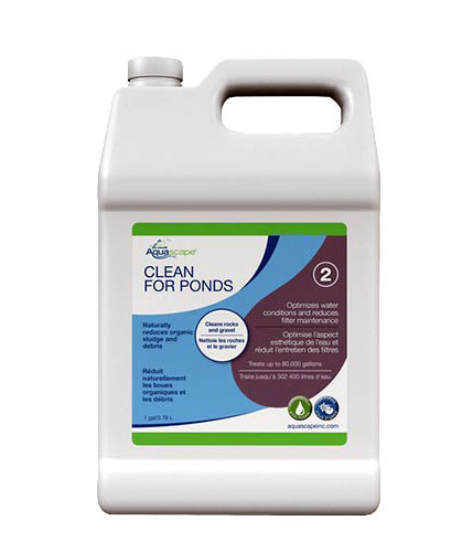 AquaScape Clean for Ponds - 1 Gal.