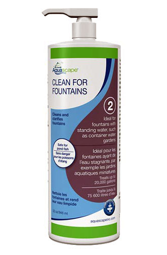 AquaScape Clean for Fountains - 32 oz.
