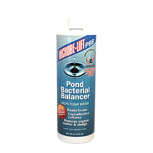 Microbe-Lift Pond Bacterial Balancer - 16 oz.