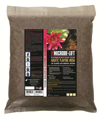Microbe-Lift Aquatic Planting Media - 10 lbs.