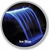 Atlantic Lighted Colorfalls - 12 Inch Blue LED