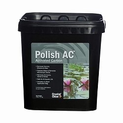 Crystal Clear Polish AC Activated Carbon - 5 lbs.