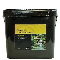 Crystal Clear Dry Vanish Dechlorinator - 25 lbs.