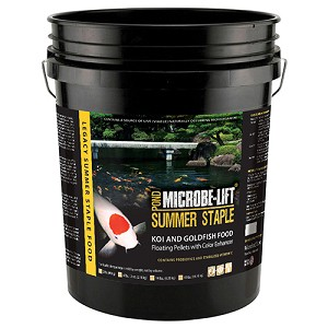 Microbe-Lift Summer Staple Floating Pellets - 14 lbs.