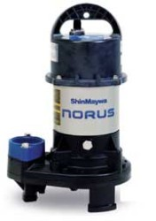 ShinMaywa Norus 50CR2.15S Pump - 3300 GPH