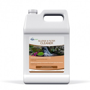 Aquascape Sludge and Filter Cleaner - 1 Gal.