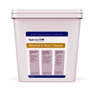 AquaScape Pro Waterfall and Rock Cleaner - 9 lbs.