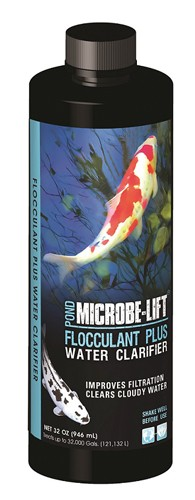 Microbe-Lift Flocculant Plus - 32 oz.